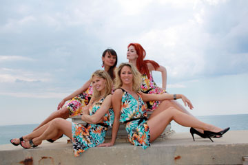 les coco girls reviennent crypta music production